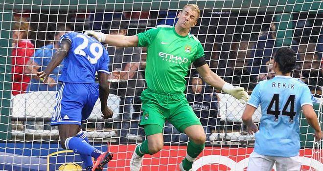 Demba Ba: Nods home Chelsea opener