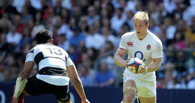 Matt Kvesic: Impressed Stuart Lancaster against the Barbarians