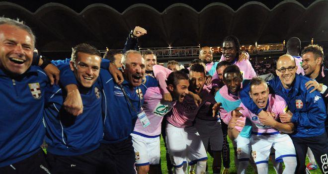Evian won 2-0