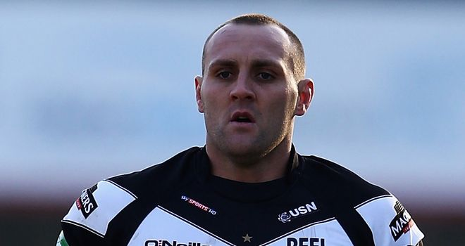 Gareth Hock: The Widnes forward has scored seven in his last five games