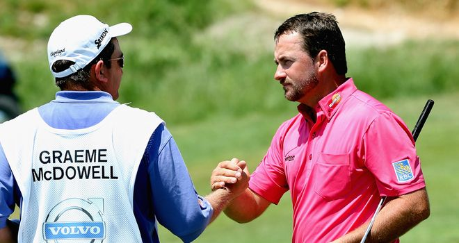 McDowell: winner in Bulgaria