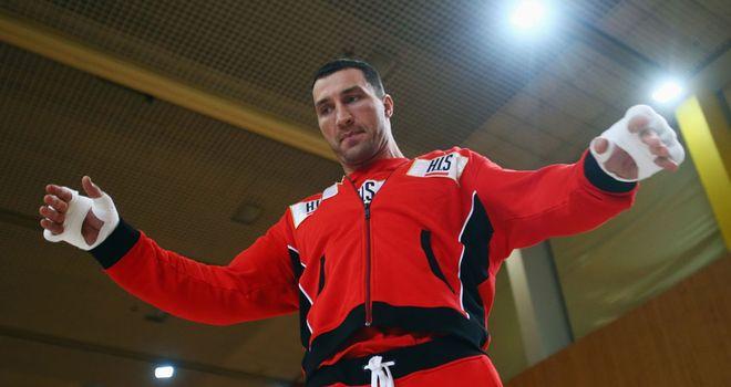 Wladimir Klitschko may pull out of fighting Alexander Povetkin