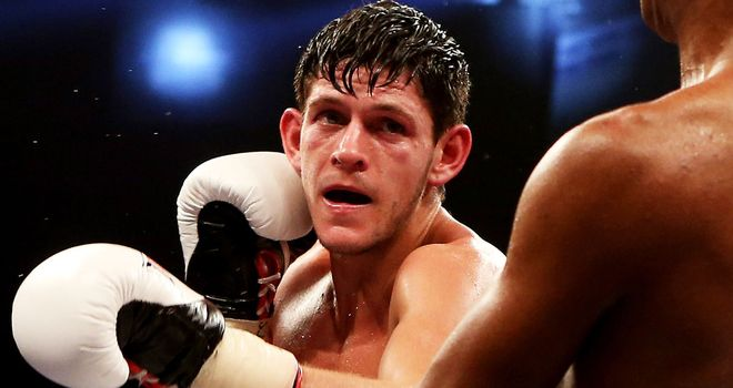 Jamie McDonnell: Stripped of IBF title