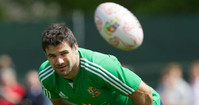 Mike Phillips: Looking to go one step further with the British and Irish Lions
