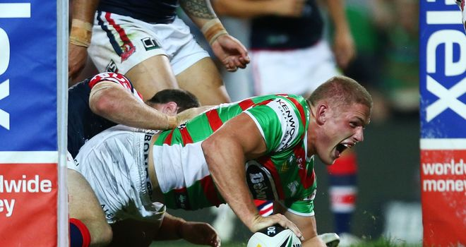 George Burgess: Off-field antics lead to suspension