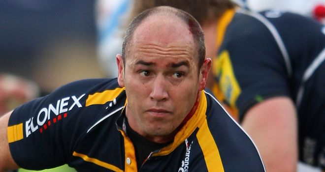Shaun Perry: Won 14 England caps during his career