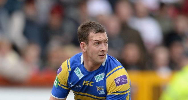 Danny McGuire: Will now be available to face St Helens on Monday