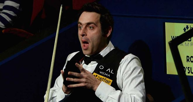 Ronnie O'Sullivan: Claims referred to rumours from many years ago