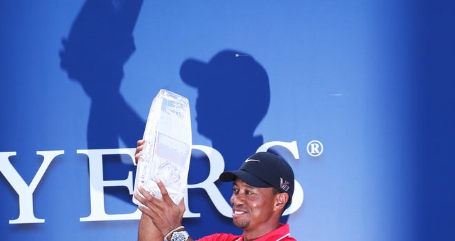 Tiger Woods: Stayed calm during the final round to complete Sawgrass victory