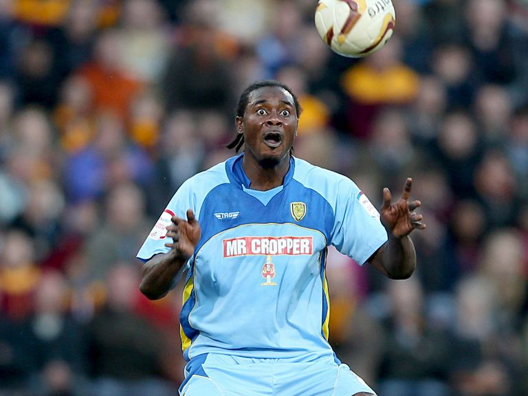 Calvin Zola: Mulling over new Albion deal