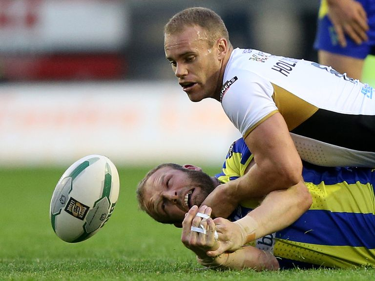 Daniel Holdsworth: Can help Hull to derby win