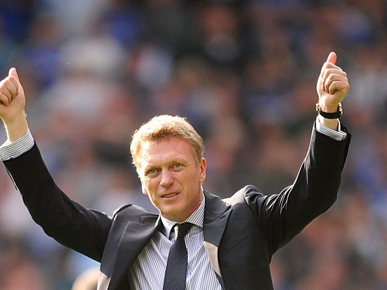 Moyes: Thought to have money to spend