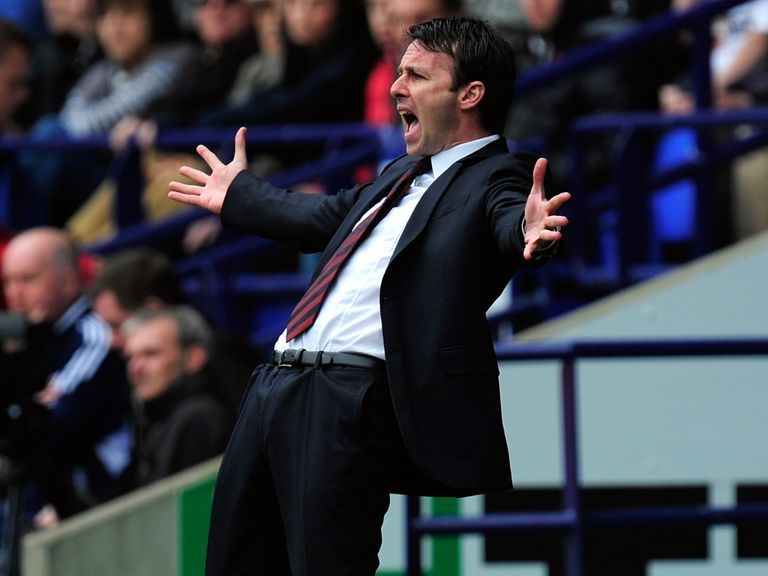 Dougie Freedman can guide Bolton to the title