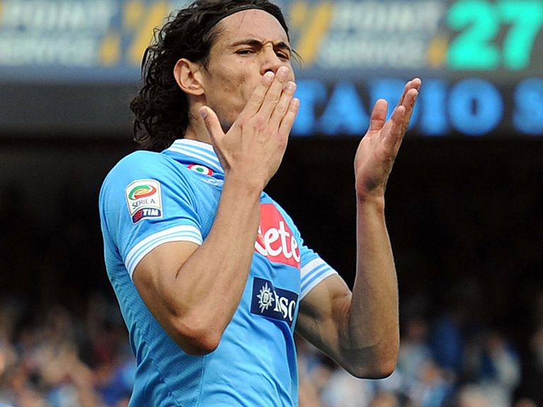 Cavani: Wants parents to keep quiet