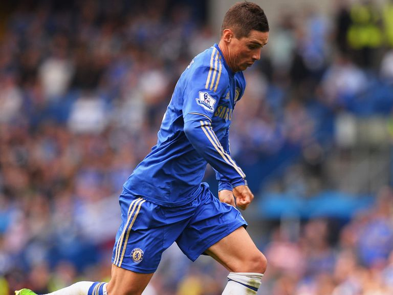 Fernando Torres: Returning to action for Chelsea