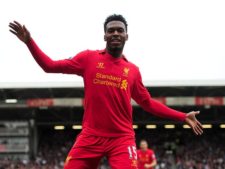 Sturridge: Hat-trick at Craven Cottage