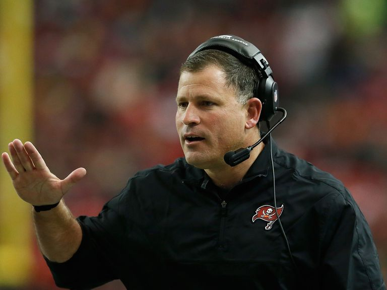 Greg Schiano: His Tampa Bay team can move in the right direction