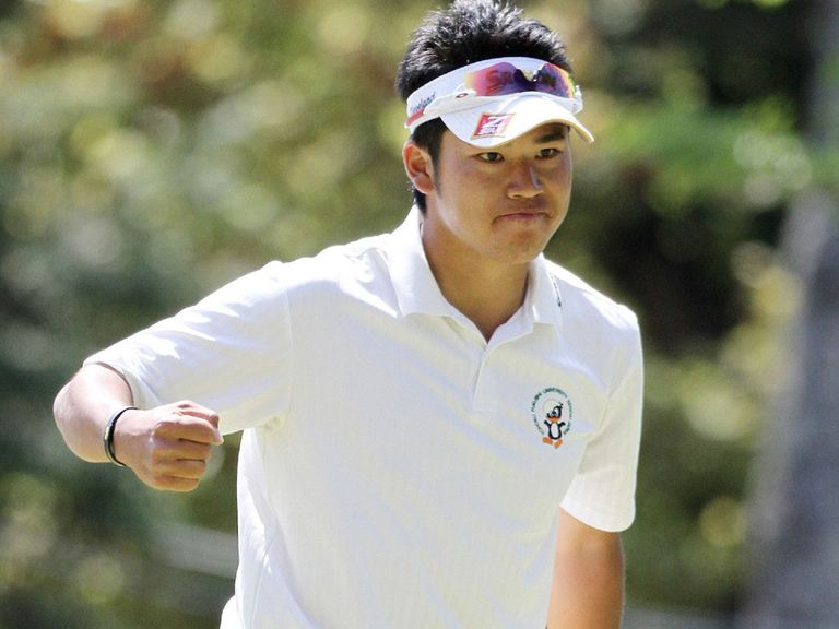 Hideki Matsuyama: Value call in three-ball