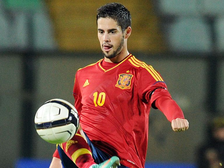 Isco: Says Pellegrini has been his 'footballing father'