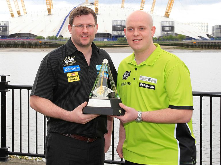 Michael van Gerwen can take care of James Wade