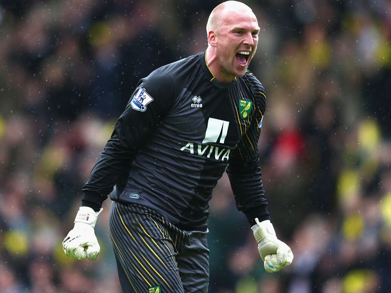 John Ruddy: Possible Chelsea target