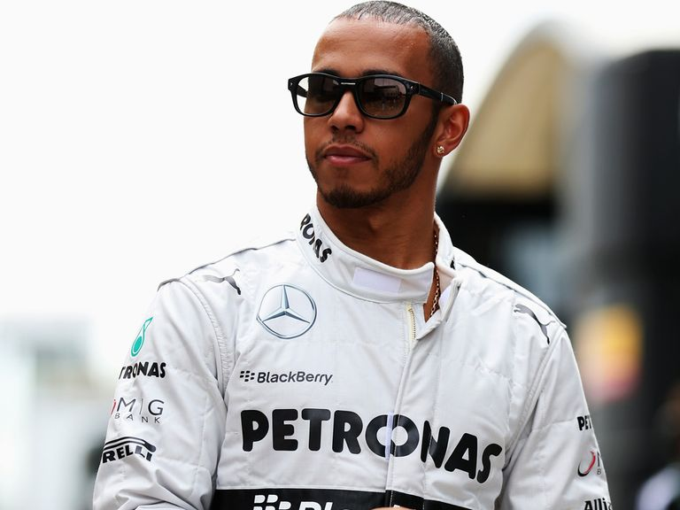 Lewis Hamilton: Shocked by his 12th place in Spain
