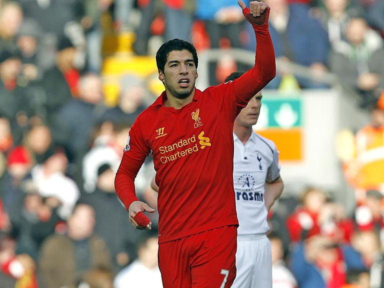 Luis Suarez: Linked with a move to Real Madrid
