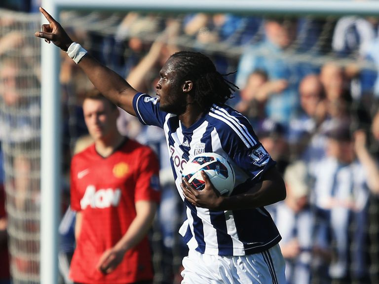 Romelu Lukaku: Chelsea striker spent last season on loan with West Brom
