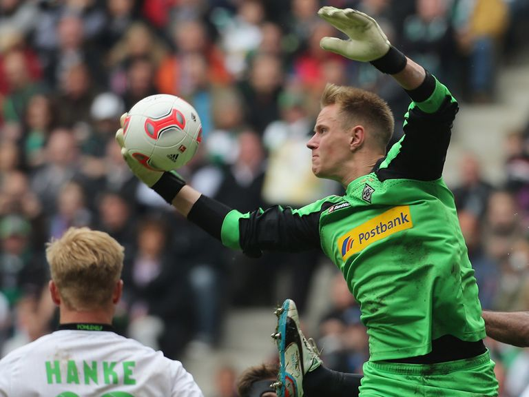 ter Stegen: Still on the move