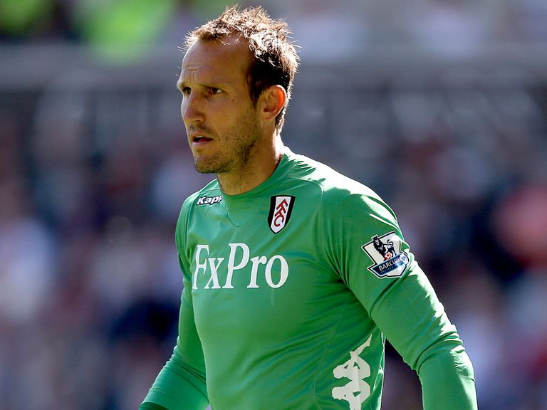 Mark Schwarzer: Leaving Craven Cottage after five years in south-west London