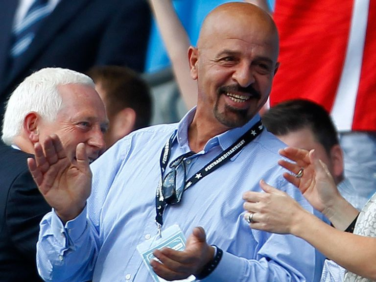 Marwan Koukash: Hit out at the RFL