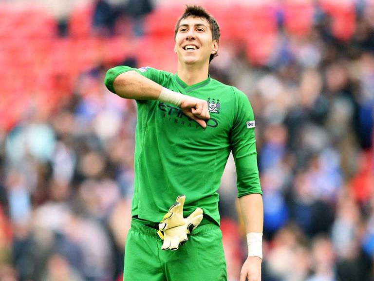 Costel Pantilimon: Linked with move to Italy