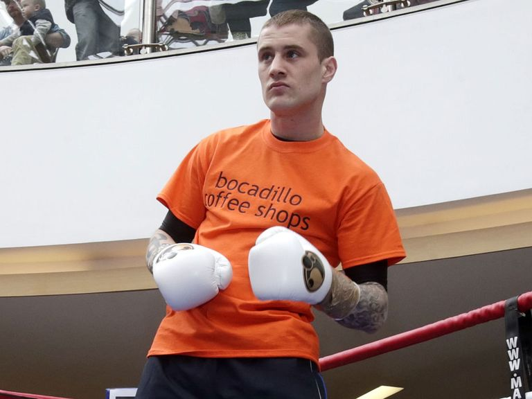 Ricky Burns: Playing the waiting game