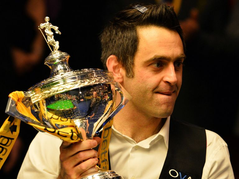 Ronnie O'Sullivan: Began to fear drug testers