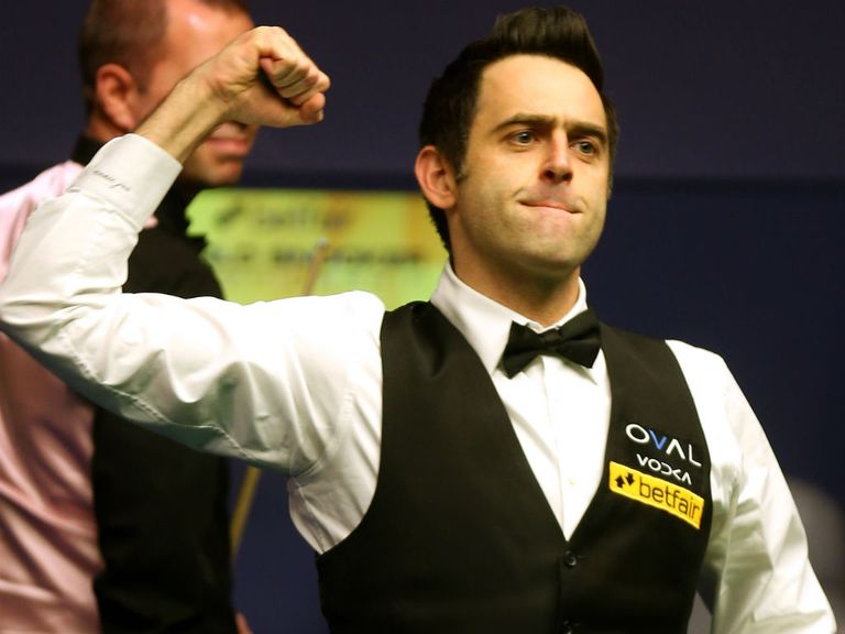 O'Sullivan: Took the title in Coventry