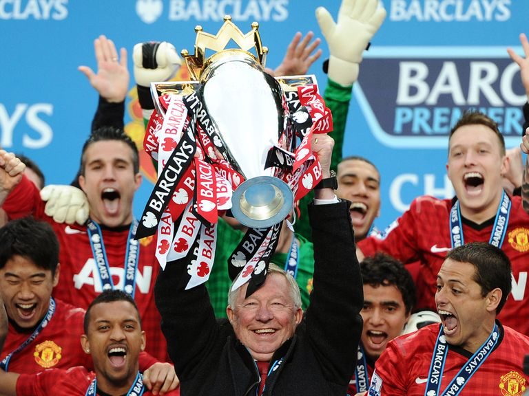 Sir Alex Ferguson: A memorable day at Old Trafford