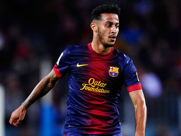 Thiago Alcantara: Linked with Bayern Munich and Barcelona