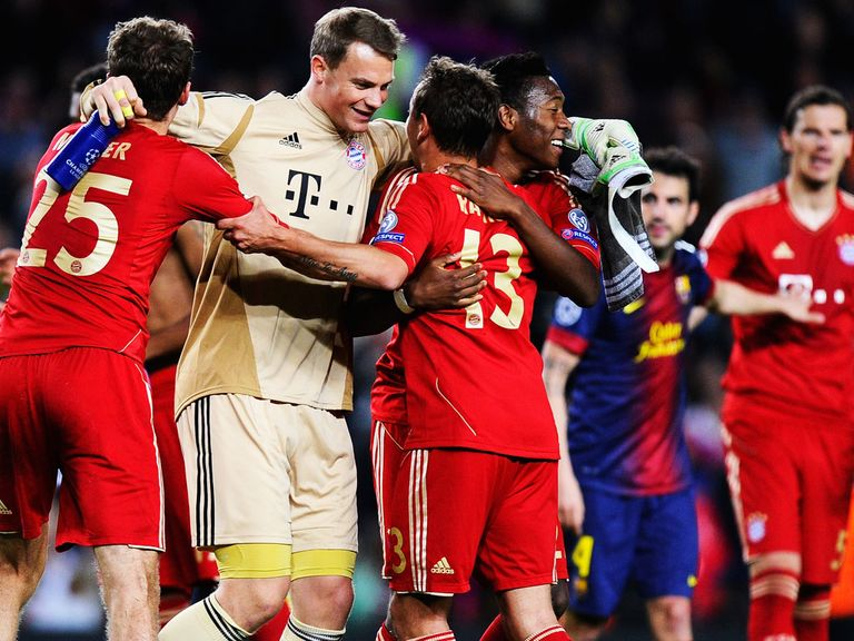 Bayern Munich are worthy favourites for the Champions League final
