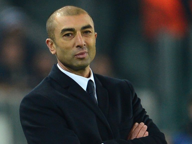 Di Matteo: Early favourite to get the Sunderland job