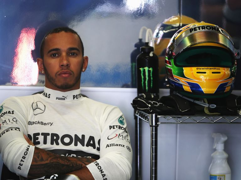 Lewis Hamilton: 12th and out of the points