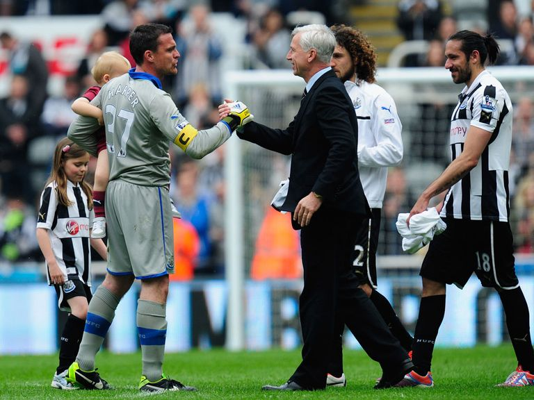 Steve Harper: 20-year Magpies career comes to an end