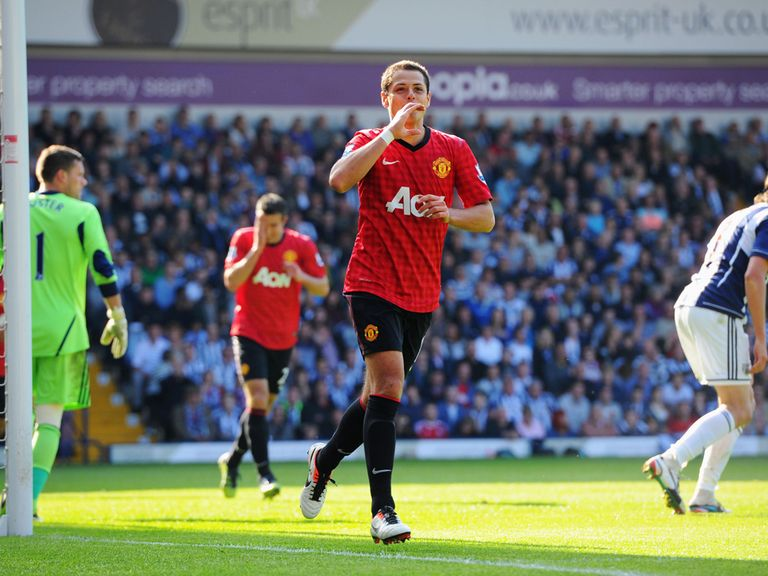 Javier Hernandez: Not seeking a route out of Old Trafford