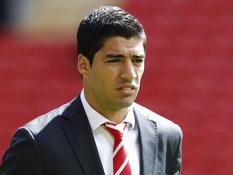 Luis Suarez: Linked with Atletico Madrid