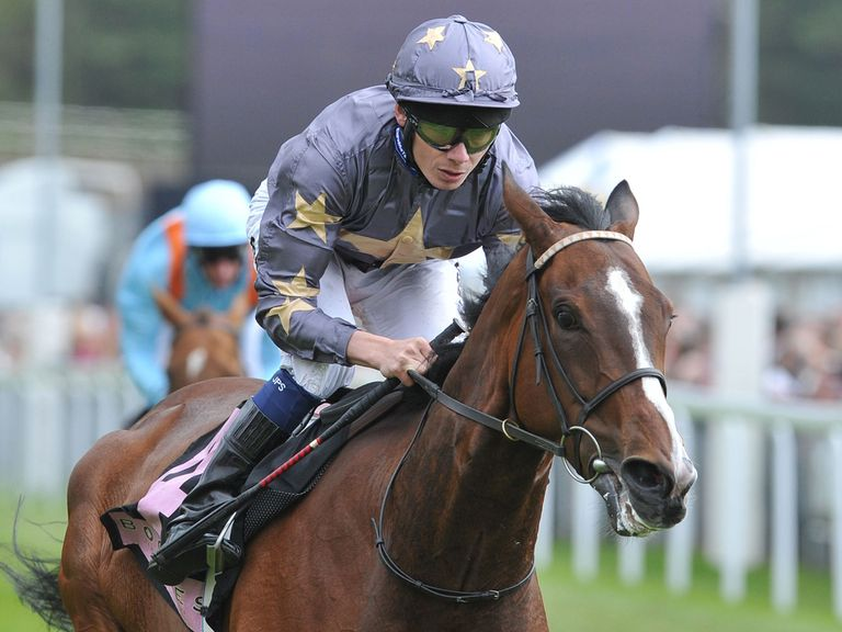 Mount Athos: The one to be on in Goodwood's feature race
