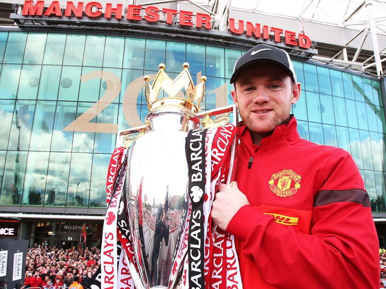 Wayne Rooney: Could be a summer target for Arsenal