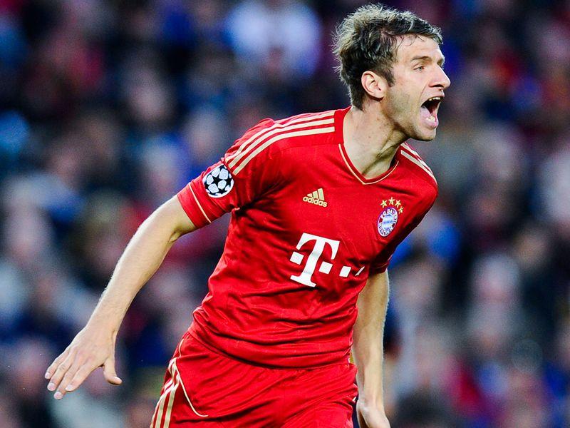 Thomas Muller Bayern Munich Player Profile Sky