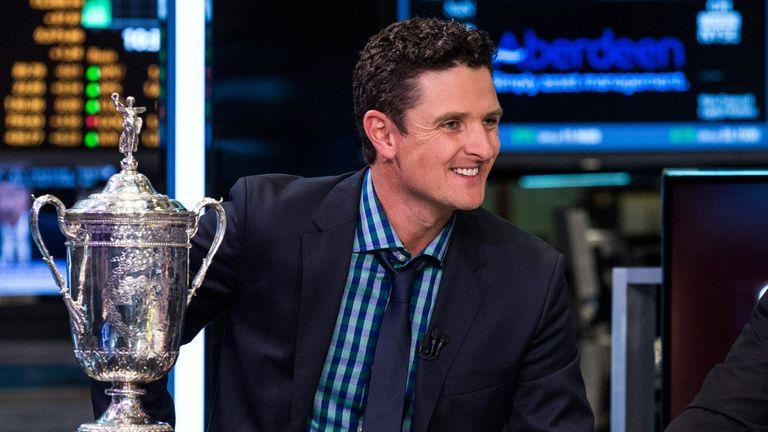 Justin Rose: Has had a busy two weeks since winning the US Open at Merion