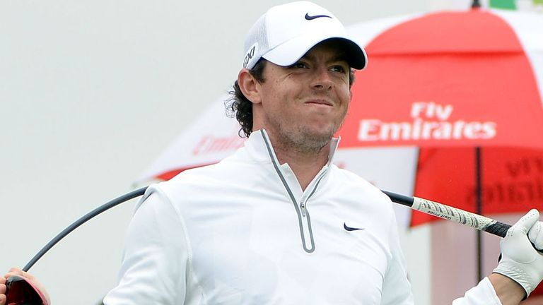 McIlroy confirms management switch