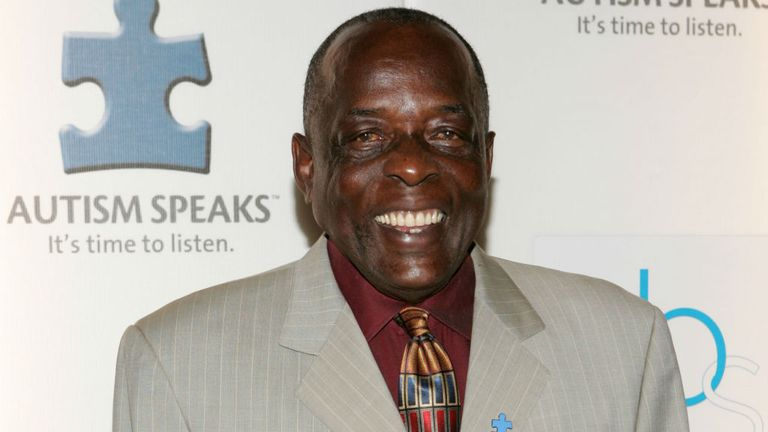 Deacon Jones: Passed away aged 74