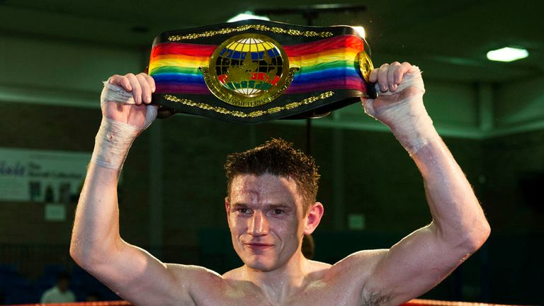 Willie Limond: Puts his Commonwealth title on the line against Woodhouse